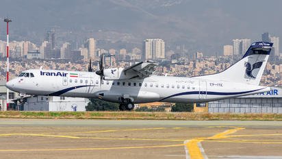 EP-ITE - Iran Air ATR 72 (all models)