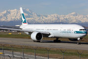 B-KPC - Cathay Pacific Boeing 777-300ER aircraft