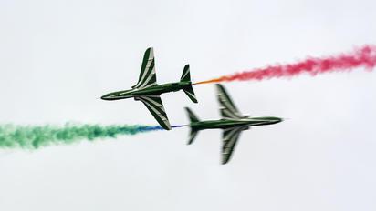 8821 - Saudi Arabia - Air Force: Saudi Hawks British Aerospace Hawk T.1/ 1A