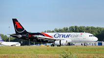TC-ODE - Onur Air Airbus A320 aircraft