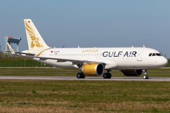 D-AVVM - Gulf Air Airbus A320 NEO