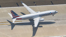 N922NN - American Airlines Boeing 737-800 aircraft