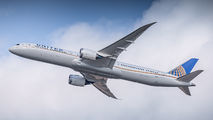 N12004 - United Airlines Boeing 787-10 Dreamliner aircraft