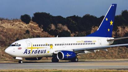 G-STRC - Astraeus Boeing 737-700