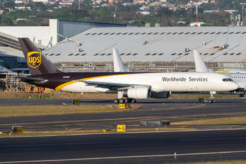 N460UP - UPS - United Parcel Service Boeing 757-200F