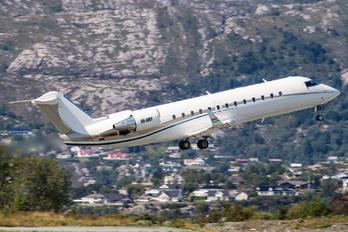 9H-AMY - Air X Canadair CL-600 CRJ-850