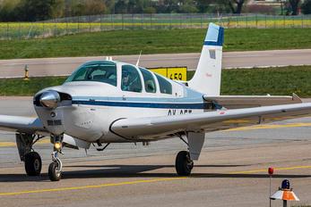 OY-GET - Private Beechcraft 33 Debonair / Bonanza