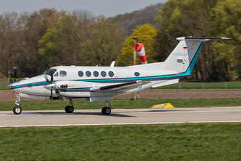 D-ICHG - Private Beechcraft 200 King Air