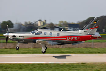 D-FIRE - Private Socata TBM 700