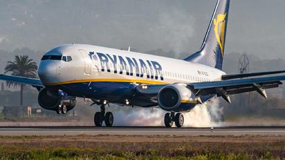 EI-DLD - Ryanair Boeing 737-800