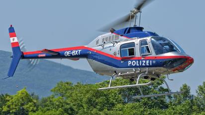 OE-BXT - Austria - Police Bell 206B Jetranger III