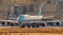 HL7642 - Korean Air Boeing 747-8 aircraft