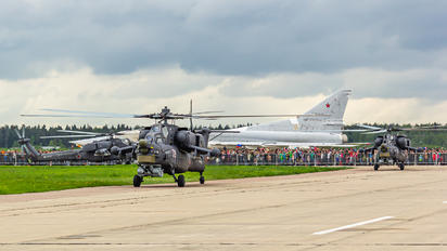 "08 - Russia - Air Force ""Berkuts"" Mil Mi-28"