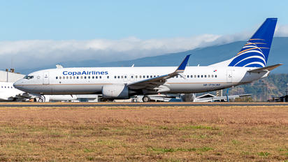 HP-1719CMP - Copa Airlines Boeing 737-800