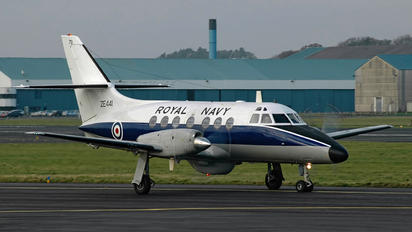 ZE441 - Royal Navy British Aerospace Jetstream (all models)