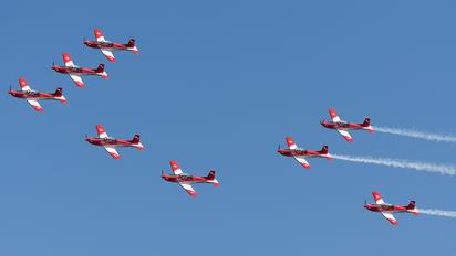 A-925 - Switzerland - Air Force: PC-7 Team Pilatus PC-7 I & II