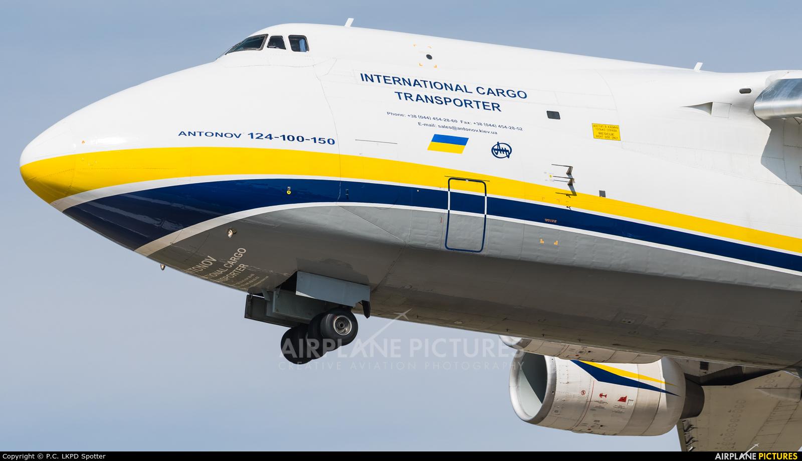 Antonov Airlines /  Design Bureau UR-82072 aircraft at Pardubice