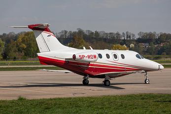 SP-RDW - Jet Story Hawker Beechcraft 390 Premier