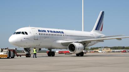 F-GFKL - Air France Airbus A320