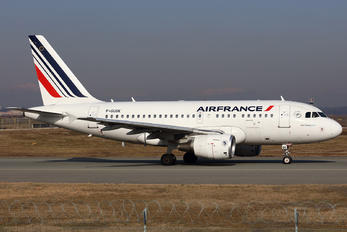 F-GUGK - Air France Airbus A318