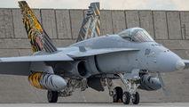 J-5011 - - Airport Overview McDonnell Douglas F/A-18C Hornet aircraft