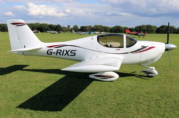 G-RIXS - Private Europa Aircraft Europa