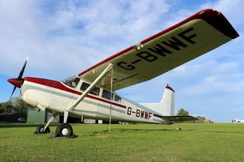 G-BWWF - Private Cessna 185 Skywagon