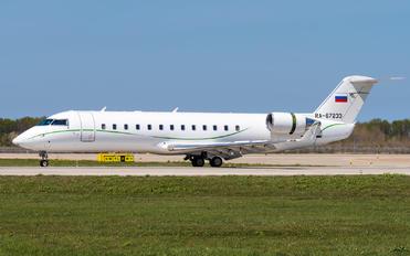 RA-67233 - Tulpar Air Canadair CL-600 Challenger 850