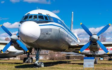СССР-74250 - Aeroflot Ilyushin Il-18 (all models)