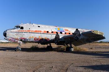 N44910 - Untitled Douglas DC-4