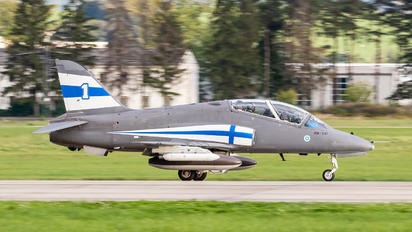 HW-341 - Finland - Air Force: Midnight Hawks British Aerospace Hawk 51