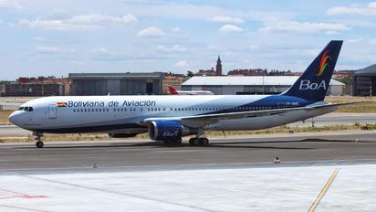 CP-2880 - Boliviana de Aviación - BoA Boeing 767-300ER