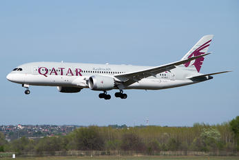 A7-BCT - Qatar Airways Boeing 787-8 Dreamliner