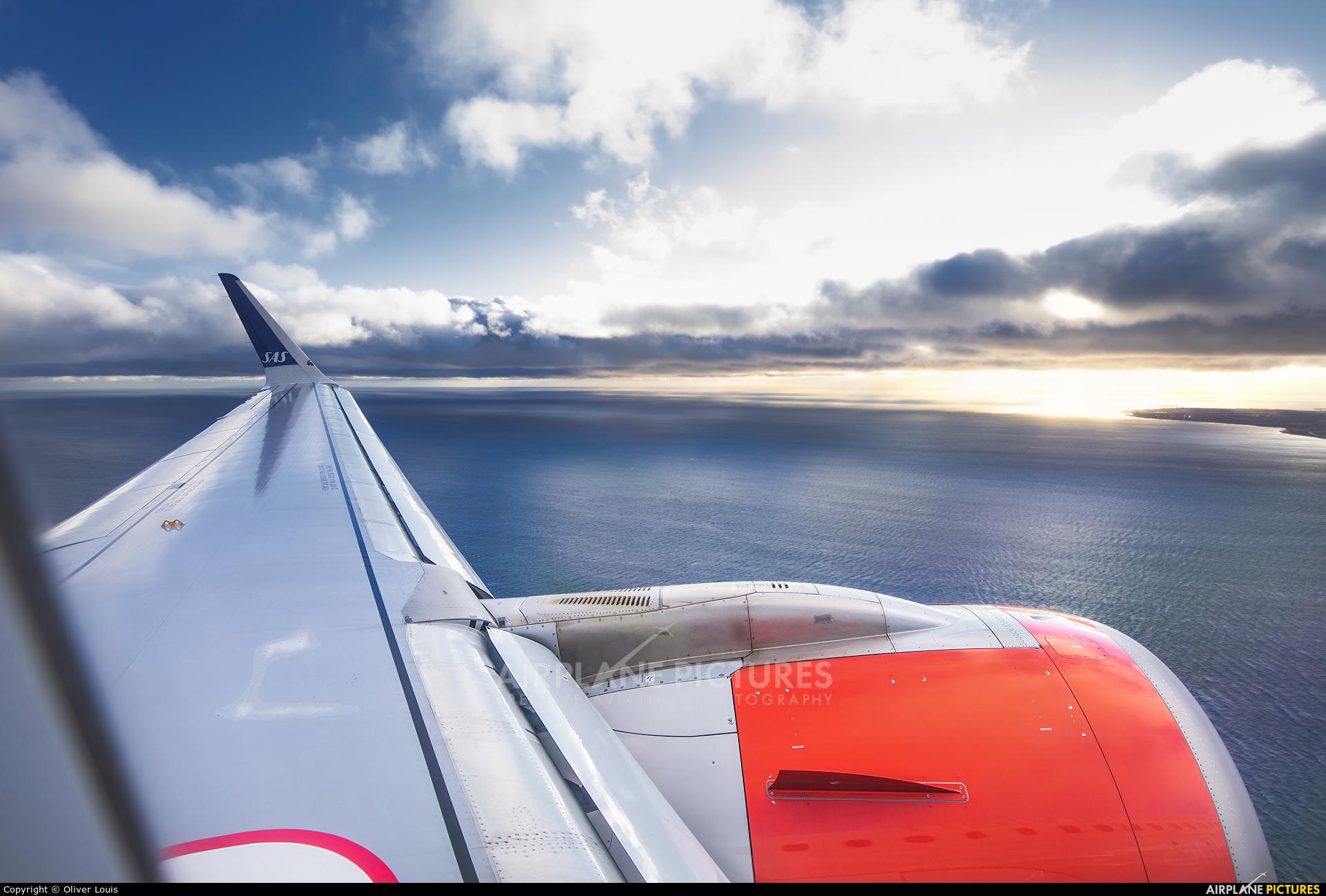 SAS - Scandinavian Airlines LN-RGN aircraft at Copenhagen Kastrup
