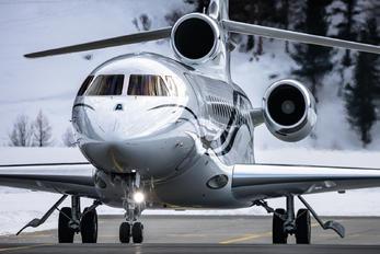 N898ES - Private Dassault Falcon 7X