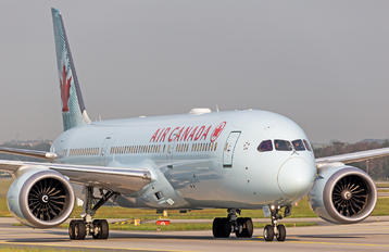 C-FKSV - Air Canada Boeing 787-9 Dreamliner