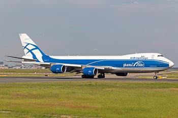 VQ-BFU - Air Bridge Cargo Boeing 747-8F
