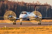 OE-GFM - Airlink Austria Beechcraft 350 Super King Air aircraft
