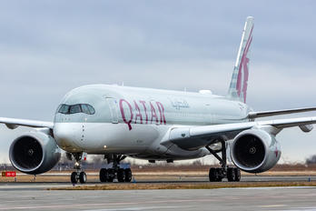 A7-ALL - Qatar Airways Airbus A350-900