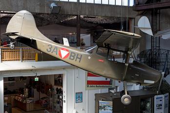 3A-BH - Austria - Air Force Cessna L-19/O-1 Bird Dog