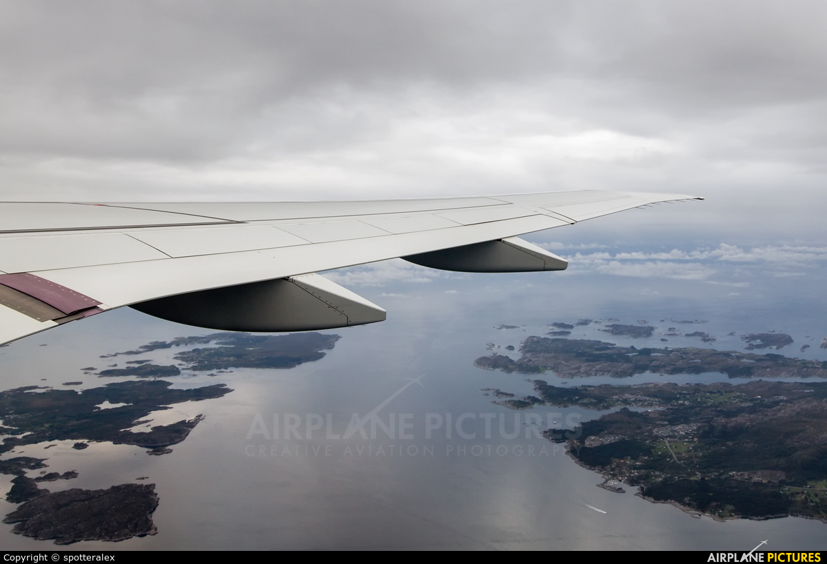 Widerøe LN-WEC aircraft at In Flight - Norway