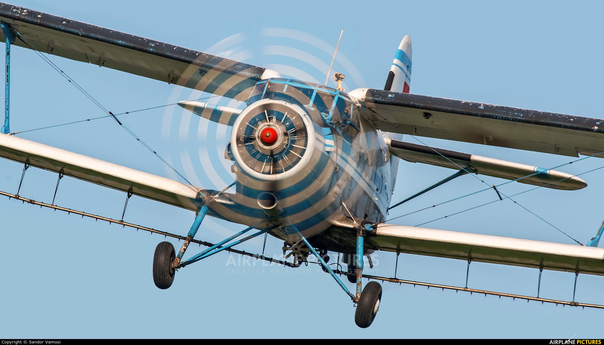 Private HA-MBH aircraft at Off Airport - Hungary