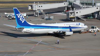 JA77AN - ANA - All Nippon Airways Boeing 737-800