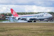 Cargolux Boeing 747F visited Vilnius title=