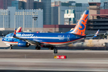 N819SY - Sun Country Airlines Boeing 737-800