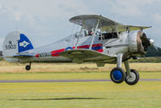G-GLAD - Private Gloster Gladiator aircraft