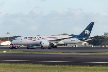 N964AM - Aeromexico Boeing 787-8 Dreamliner