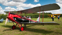G-AAHY - Private de Havilland DH.  60M Gypsy Moth aircraft