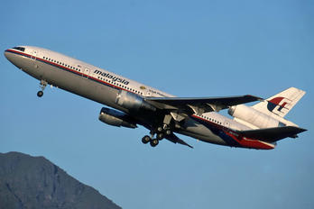 9M-MAW - Malaysia Airlines McDonnell Douglas DC-10-30