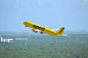 N668NK - Spirit Airlines Airbus A321